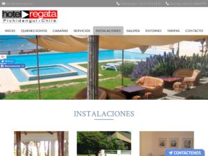 Hoteles en Pichidangui