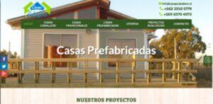 casas canadienses en santiago