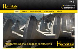 Venta de prefabricados de hormigon en Chile