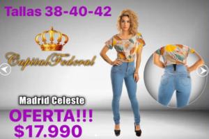 empresa de ropa mujer en santiago
