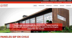 Paneles Sandwichs en Chile